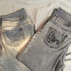 Blue jean bundle